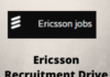 Ericsson Recruitment Drive