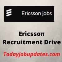 Ericsson Recruitment Drive
