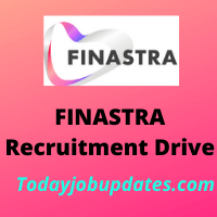 FINASTRA Recruitment Drive