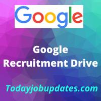 Google Recruitment Drive