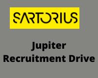 sartorius Recruitment Drive