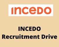 INCEDO Recruitment Drive