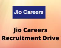 Reliance Jio Recruitment Drive