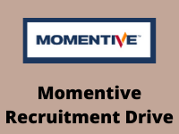 Momentive Recruitment Drive