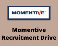 Momentive Recruitment Drive