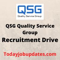 QSG Recruitment Drive