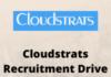 cloudstarts Recruitment Drive
