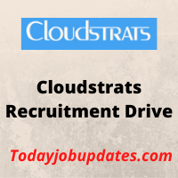 cloudstarts Recruitment Drive