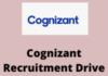 cognizant Recruitment Drive