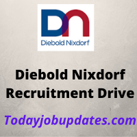 diebold nixdorf Recruitment Drive