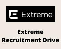 extream Recruitment Drive
