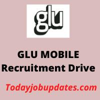 glu mobile Recruitment Drive