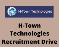 h-town technologies Recruitment Drive