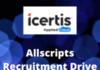 icertis Recruitment Drive