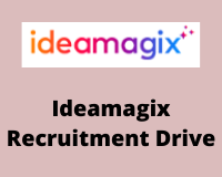 ideamagix Recruitment Drive