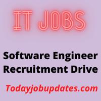 it jobs Recruitment Drive