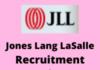 JLL Recruitment Drive