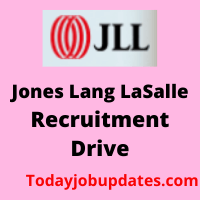 JLL Recruitment Drive