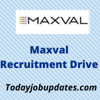 maxval Recruitment Drive