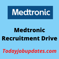 medtronic Recruitment Drive