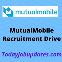 mutualmobile Recruitment Drive