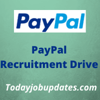 paypal Recruitment Drive