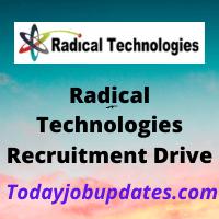 radical Technologies Recruitment Drive