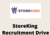 storeking Recruitment Drive