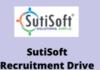 sutisoft Recruitment Drive