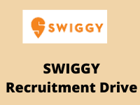 swiggy Recruitment Drive