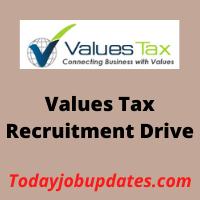 values taxRecruitment Drive