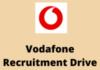 vodafone Recruitment Drive