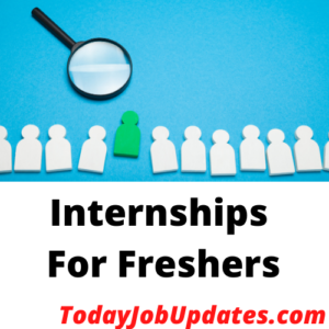 Internships Off-Campus Drive
