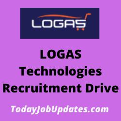Logas Technologies Recruitment Drive