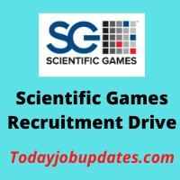 Scientific Games Recruitment Drive