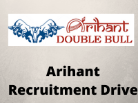 arihant Recruitment Drive