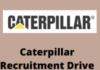caterpillar Recruitment Drive