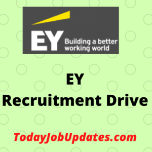 ey Recruitment Drive