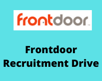 frontdoor Recruitment Drive