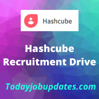 hashcube Recruitment Drive