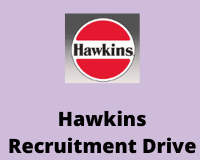 hawkins Recruitment Drive