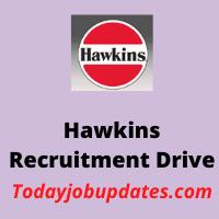 hawkins Recruitment Drive