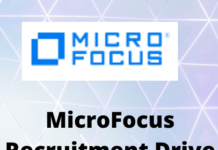 microfocus Recruitment Drive