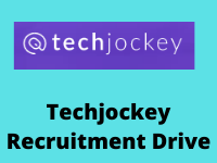 techjockey Recruitment Drive