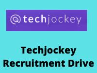 techjockey Recruitment Drive
