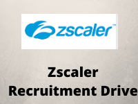 zscaler Recruitment Drive