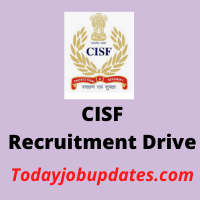 csif Recruitment Drive
