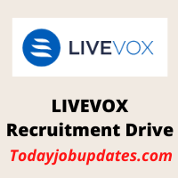livevox Recruitment Drive