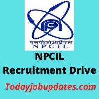 npcil Recruitment Drive
